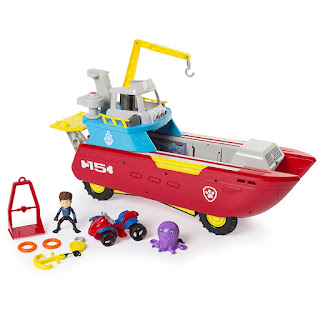 Paw Patrol Transforming Vehicle