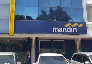 Lokasi ATM Mandiri Setor Tunai [CDM] di TANGERANG