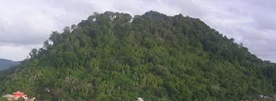 7 The Mystical Mountain in Sambas