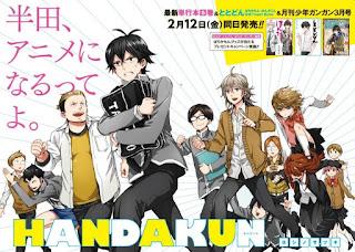 Handa-kun – Episódio 07 – Handa e o Teste de Recuperação