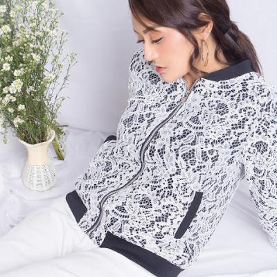 sweater cantik wanita model terbaru 2019