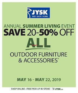 JYSK Flyer Bed Bath Home valid April 2 - 8, 2020