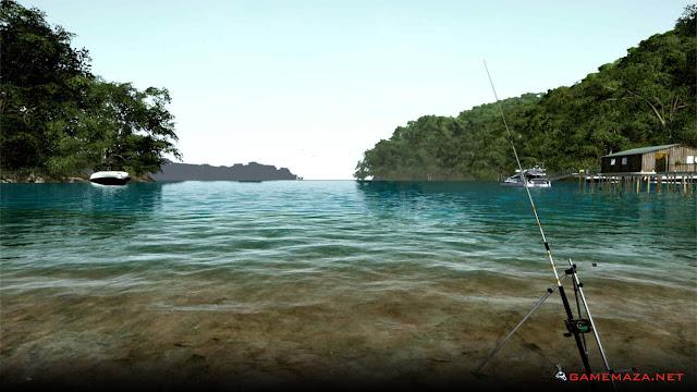 Ultimate Fishing Simulator Moraine Lake Gameplay screenshot 4