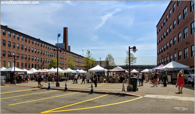 Farmer Market de Boston