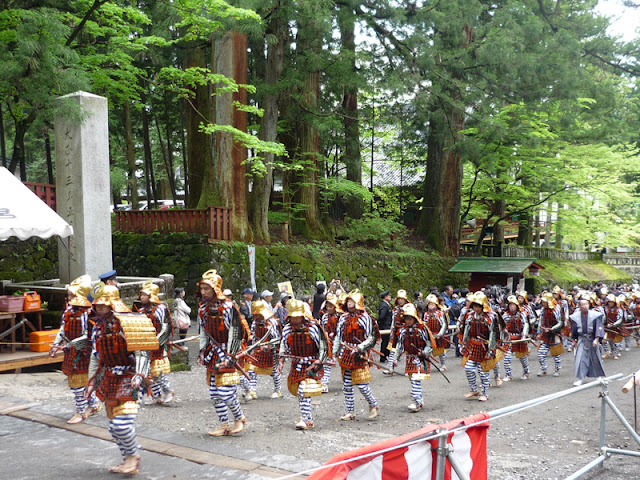 Spring Festival at Nikko Toshogu Shrine, Tochigi Pref.