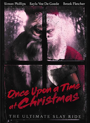 Once Upon A Time At Christmas 2017 DVD R1 NTSC Sub