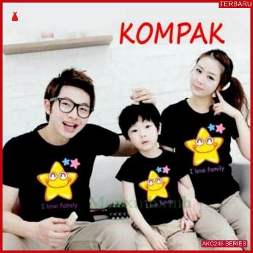 AKC246F40 Family Couple Anak 246F40 Stars BMGShop