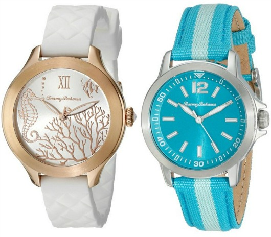 Tommy Bahama Women's Reef and Island Watches