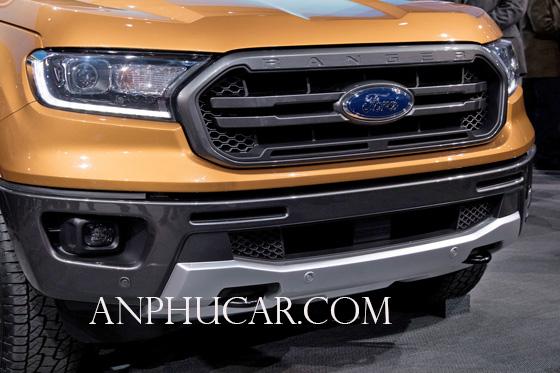 Đầu xe Ford Ranger Wildtrak Bi Turbo 2019