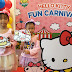 Jollibee Launches Cutest Party Theme Ever with Hello Kitty Fun Carnival