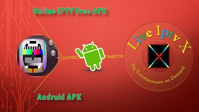 Online IPTV APK