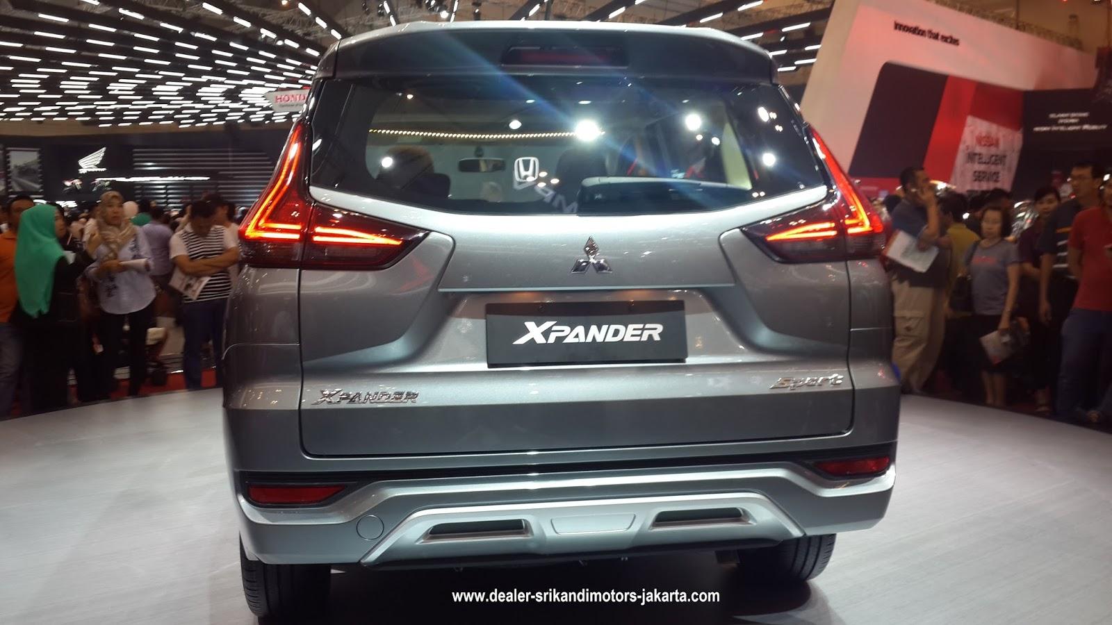 Harga All New Vellfire 2018 Berat Grand Veloz Varian Mitsubishi Xpander Dealer
