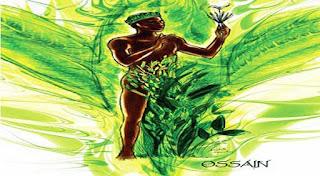 ossain - Osanhê - Ossanha - Ossayin - orixá - candomblé - folhas - história e lendas
