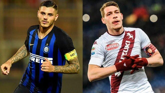 Dove Vedere INTER-TORINO Streaming Gratis Internet | Oggi 2a gioranta Serie A Calcio