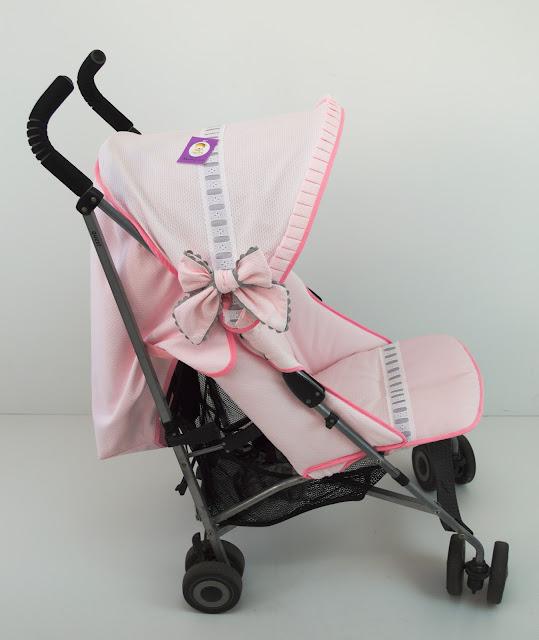 Maclaren Quest vestidura rosa