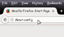 Tutorial mempercepat kecepatan Internet MOZILLA FIREFOX Di Warnet dan Wifi
