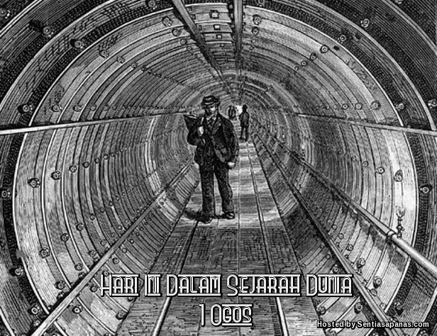 Tower Subway 1870