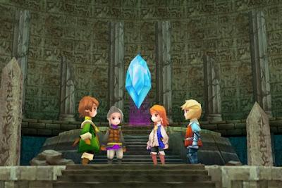 """424591347-3 Final Fantasy III chega a App Store """"salgado"""""""