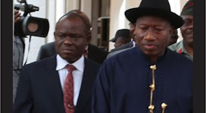 Over Late Gordon Obua's burial, Former President Jonathan portrayes his late CSO as a man deeply committed to service