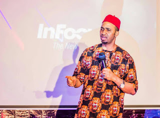 """Biafra: Dr. Chris Okafor explodes, declares """"Biafra is a spirit, you can't kill it with guns!!"""