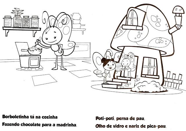 Galinha Pintadinha Para Colorir E Imprimir: Dulcy Jarina: A Galinha Pintadinha Para Colorir
