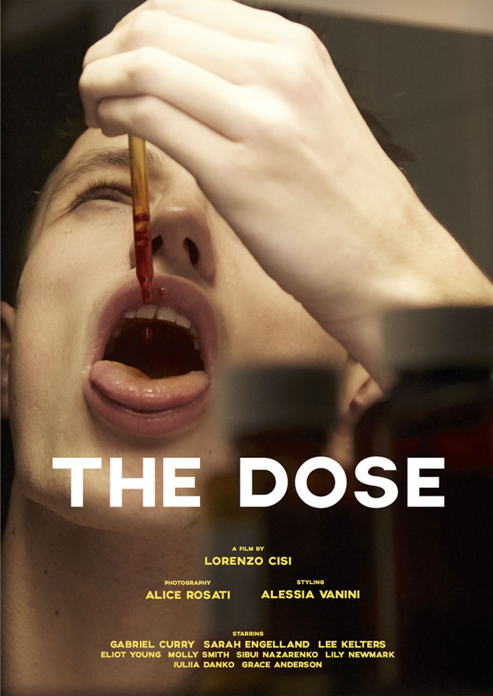 THE DOSE - Fashion film donde los estados alterados son preferible a la realidad