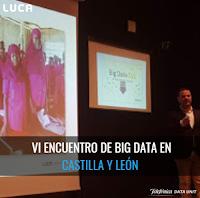 Big Data CyL VI Edición.