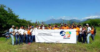 EDESUR apoya proyecto que siembra un Millón de Arboles