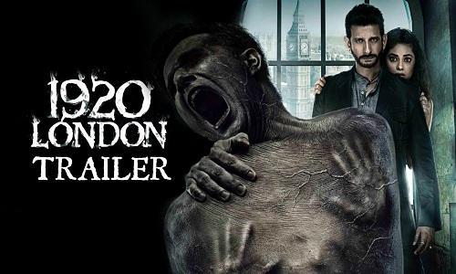 1920 London  Official Video Trailer  Bollywood Horror