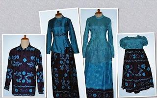 baju sasirangan fashion