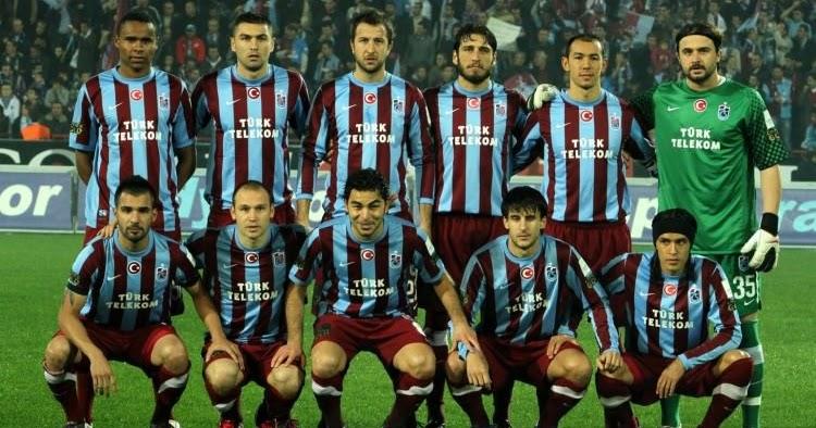 Serin Futbol - Futbola Dair Herşey: Trabzonspor 2010 - 2011 sezonu kadrosu