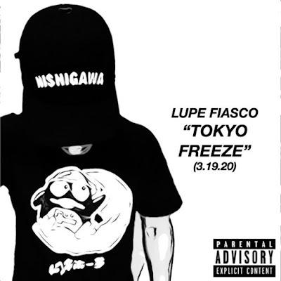 """Lupe Fiasco - """"Tokyo Freeze"""" (AUDIO)"""