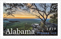 Alabama Bicentennial Stamp