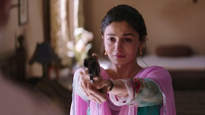 Raazi Movie HD Wallpapers Alia Bhatt