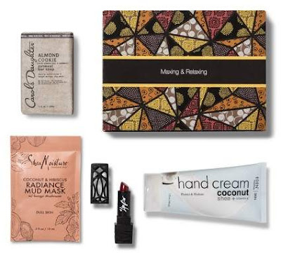 Target Black History Beauty Boxes