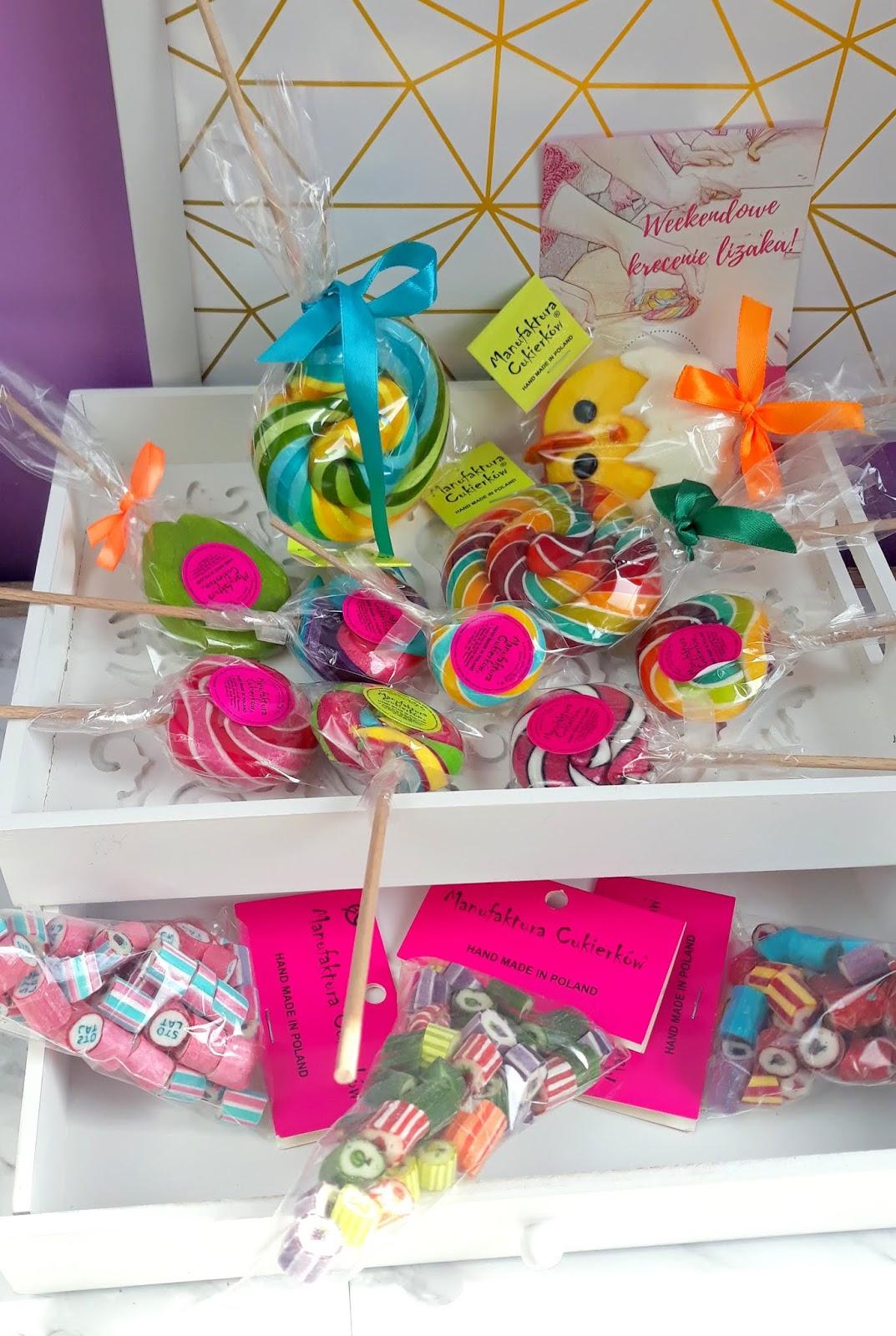 Manufaktura Cukierków - raj dla najmłodszych