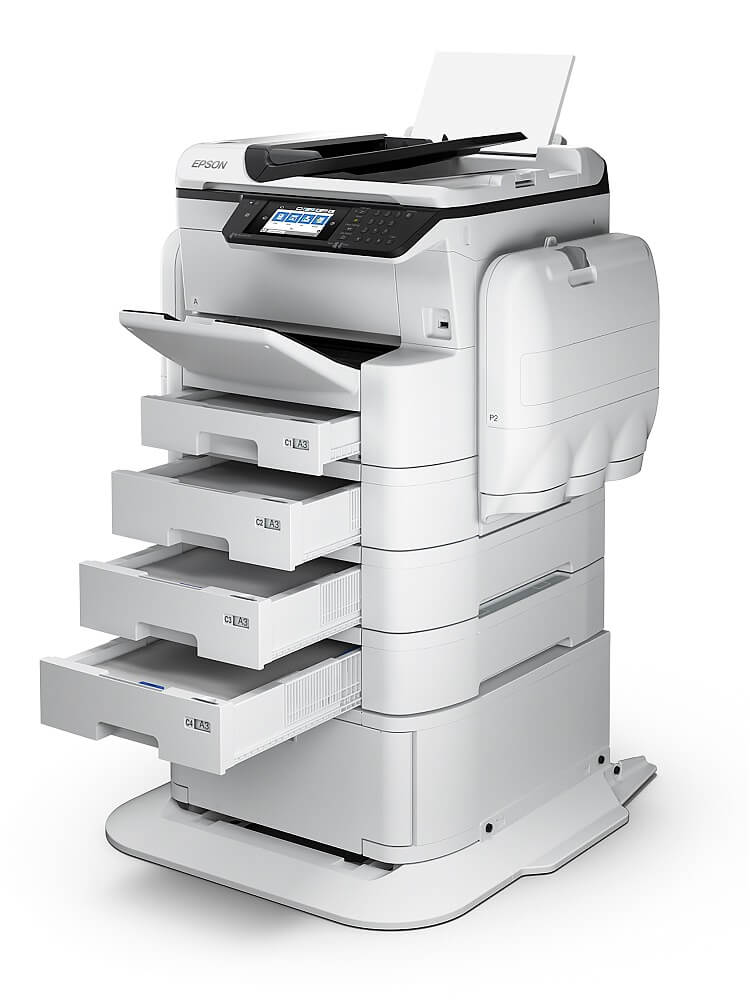 Epson WorkForce Pro-C869R with RIPS