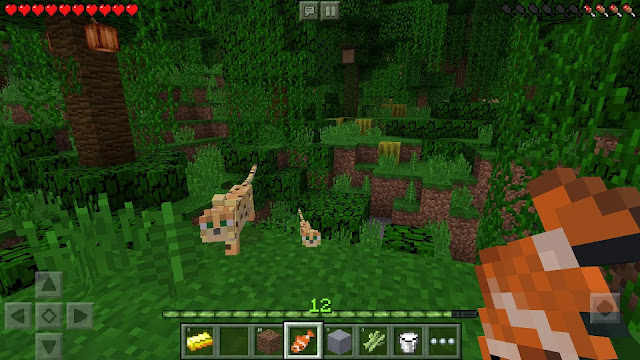 Minecraft Pocket Edition APK V 1.2.0.7 - APK para Android   06/08/2017
