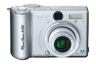 Canon PowerShot A95 Driver Download Windows