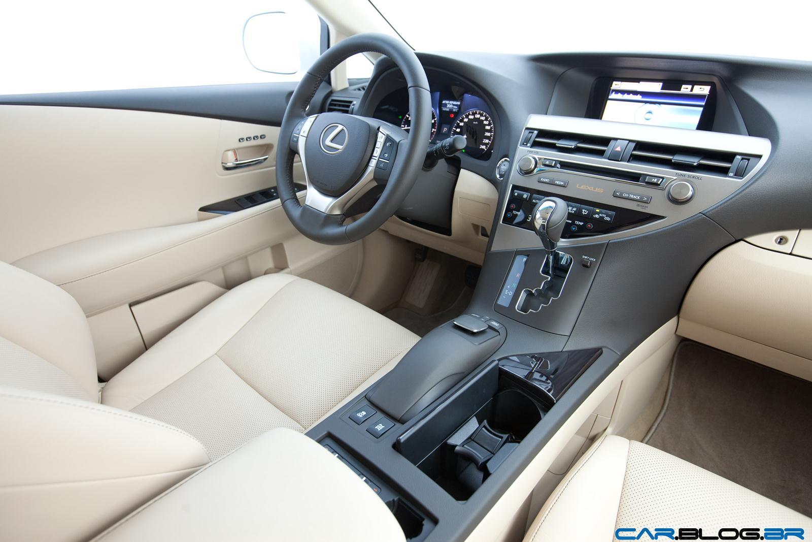 Lexus RX350 O SUV De Luxo Da Toyota Tem Preo De R 298