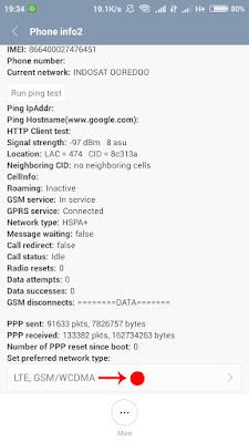 Cara Membuat Koneksi Internet HP Menjadi 4G
