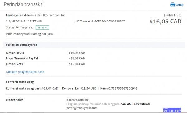 Cara Menghasilkan Uang CAD Dollar Gratis dari Media Sosial MonkyTalk