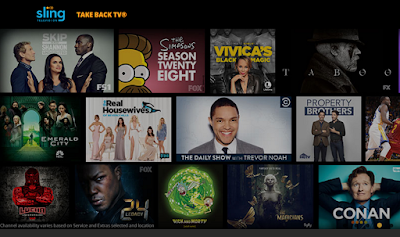 Comment débloquer Sling TV en dehors des États-Unis?