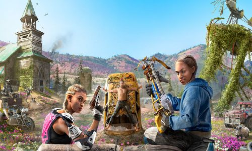 Far Cry New Dawn Incl All DLCs Game Setup Download