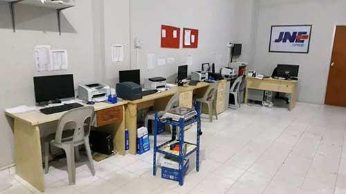 Alamat & Nomor Telepon Kantor JNE kota Padang Sidempuan