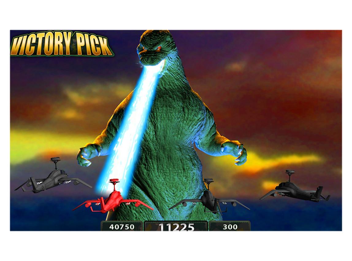 Godzilla Video Slots Online Casino Portal