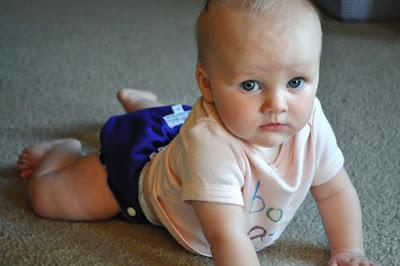 Baby's Development Age 7 Months