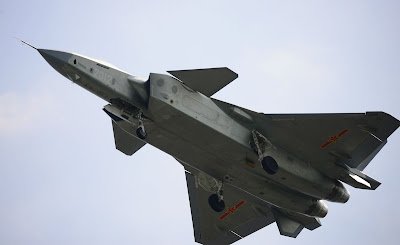 The Secret of China's J-20 - Stealth Fighter