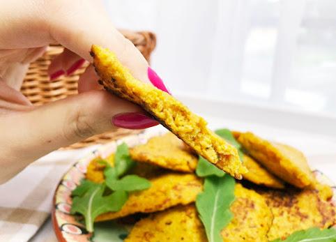 Placuszki z marchewki - proste, szybkie i smaczne. Co zrobić z marchewki?