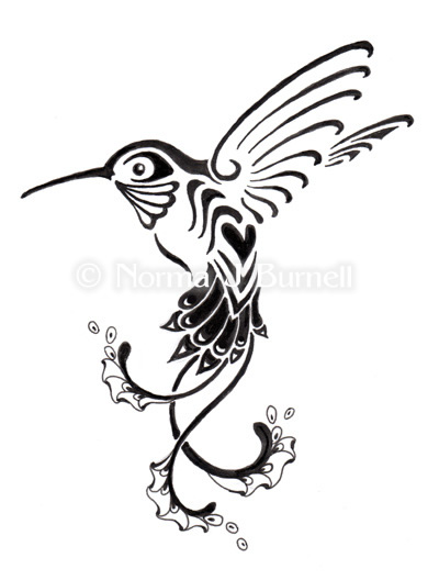 fairy tangles fairy tangles hummingbird tattoo designs. Black Bedroom Furniture Sets. Home Design Ideas